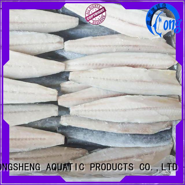 LongSheng technical quality frozen fish frozen for seafood shop