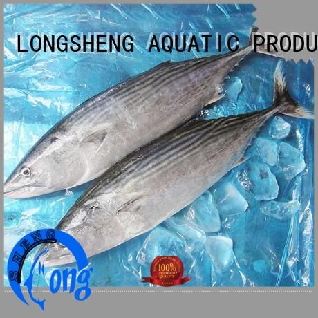 LongSheng professional wholesale frozen fish suppliers Chinese for family