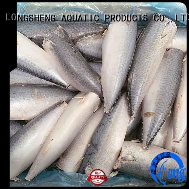 LongSheng Latest frozen mackerel china factory
