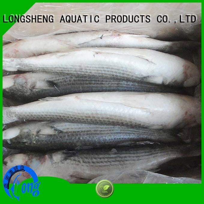 LongSheng professional frozen at sea fish suppliers company for market