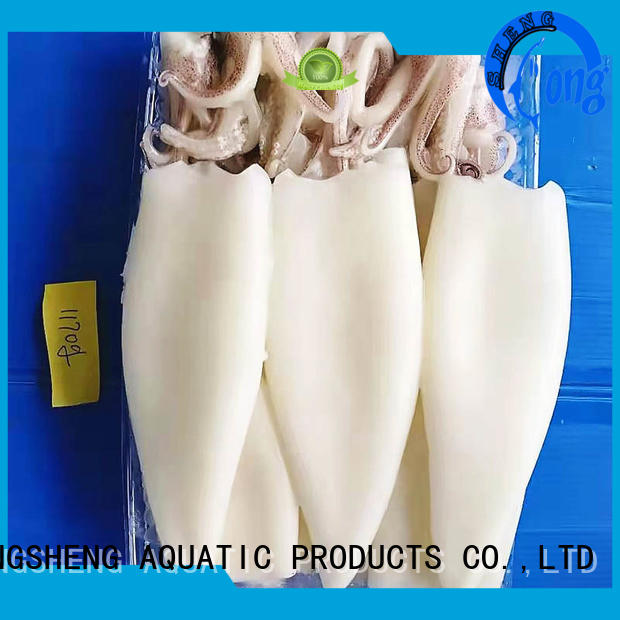 LongSheng tubetentacle) frozen fish and seafood suppliers company for cafeteria