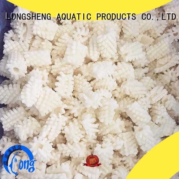 Squid flower&squid supplier