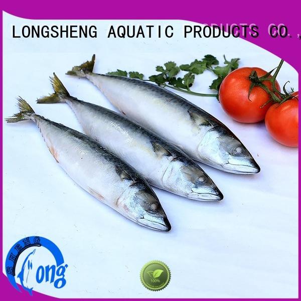 LongSheng professional new landing mackerel for sale