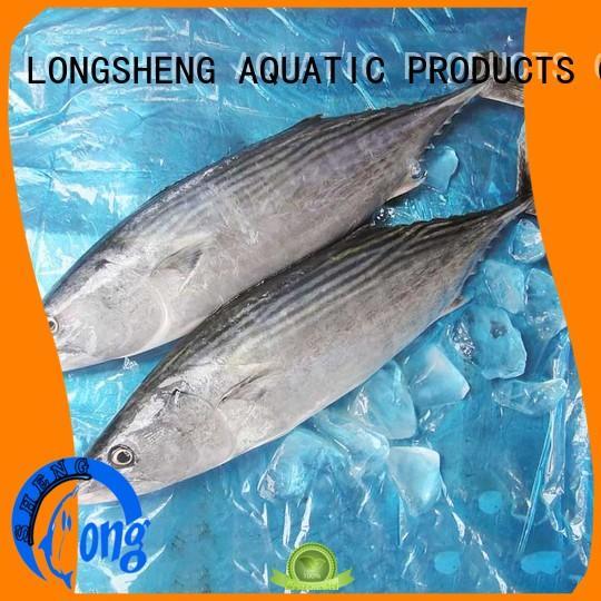 LongSheng professional frozen bonito tuna price frozen for lunch
