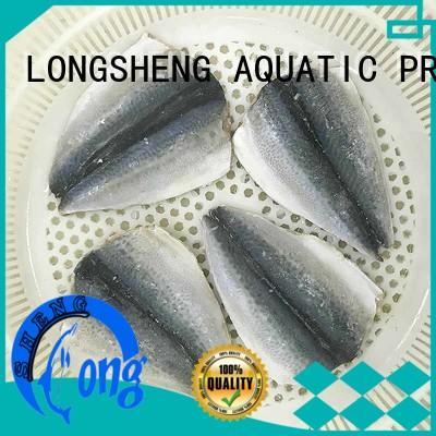 LongSheng High-quality buy frozen mackerel company for supermarket
