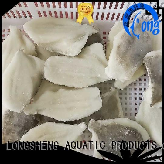 LongSheng fish frozen at sea fish Chinese for seafood shop
