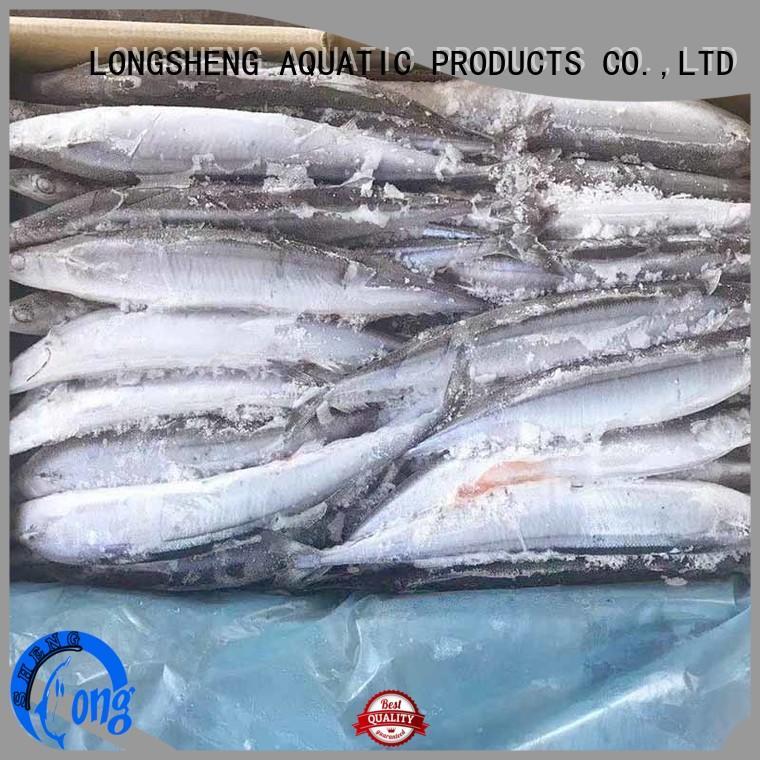 Wholesale fresh frozen fish saira Supply for restaurant