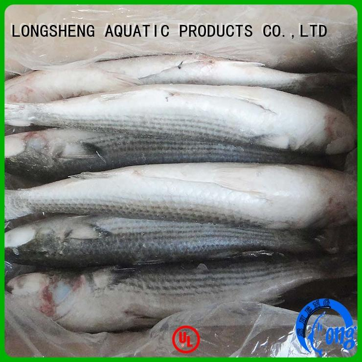 LongSheng frozen seafood wholesale Supply for restaurant
