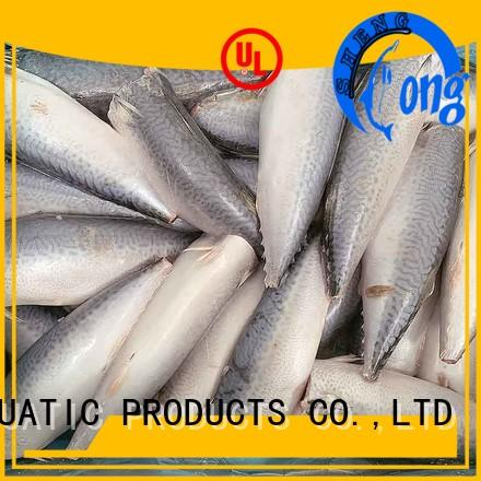 good quality frozen pacific mackerel fish food