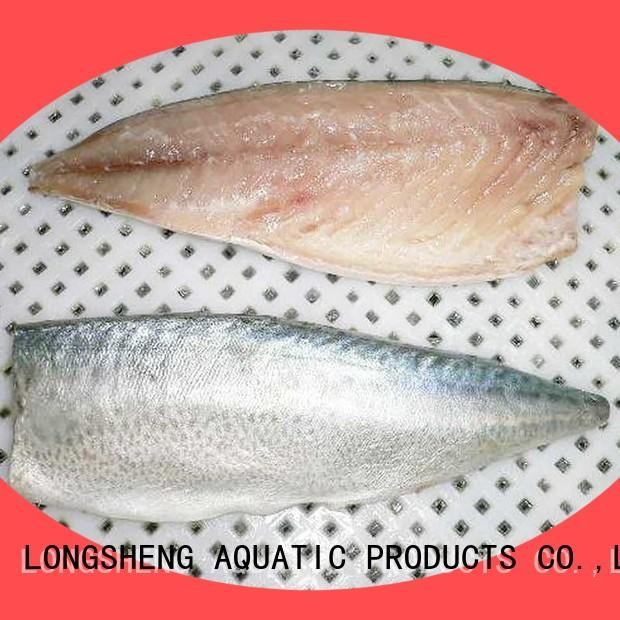 fillet frozen mackerel fillets for sale fillets LongSheng