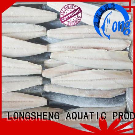 LongSheng sale frozen fish online for market