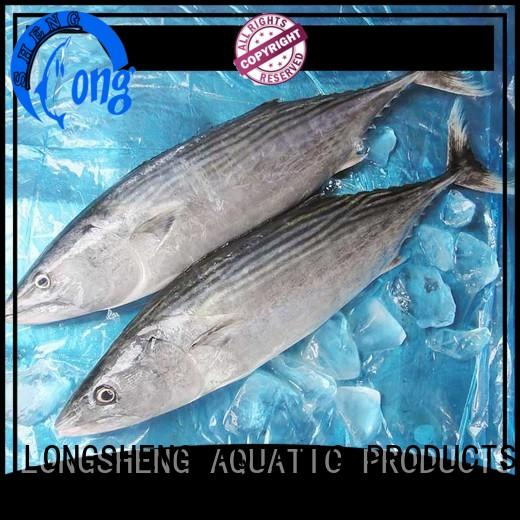 LongSheng sarda wholesale frozen fish suppliers online for lunch