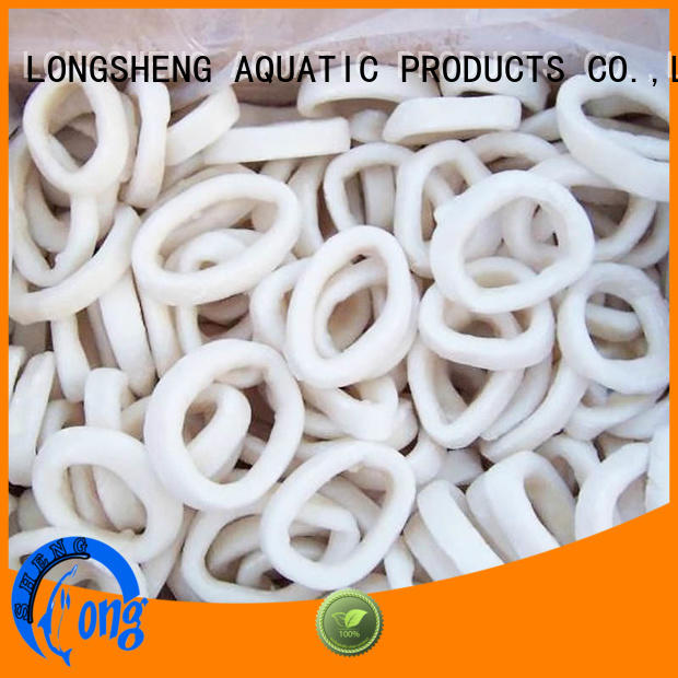 LongSheng fish frozen squid for sale manufacturer for hotel