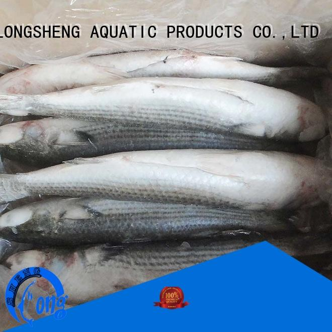 Top frozen mullet grey Suppliers for hotel