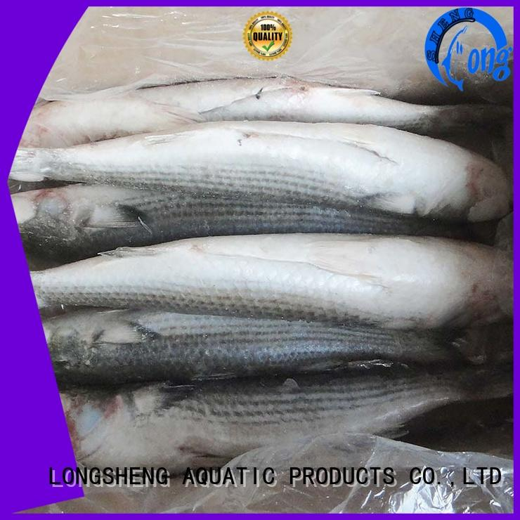frozen seafood wholesale fillet for restaurant LongSheng