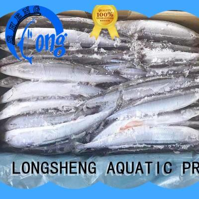 LongSheng pacific frozen fish companies Supply for restaurant