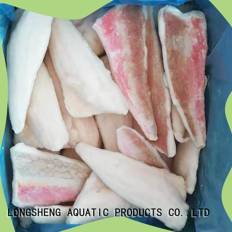 LongSheng microptera Frozen red gurnard fillet manufacturers for home party