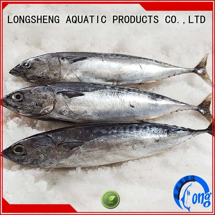 LongSheng Top frozen bonito fish for sale company for supermarket