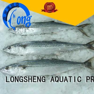 LongSheng delicious frozen fish factory for market