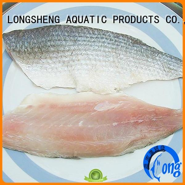 LongSheng Latest frozen mullet fish manufacturers for restaurant