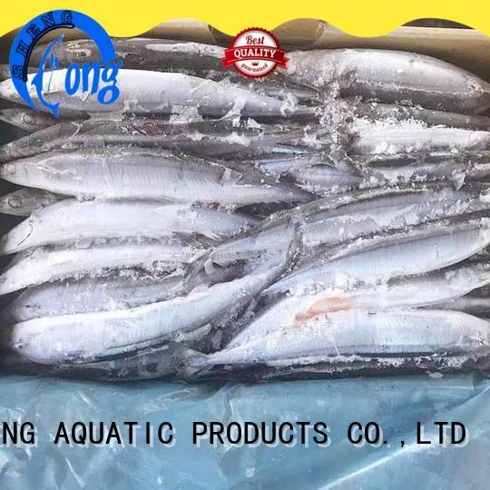 LongSheng standard mackerel pike pacific for hotel