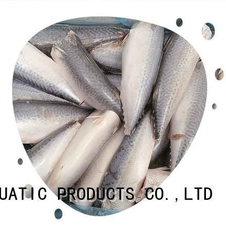 LongSheng flaps frozen mackerel china for business