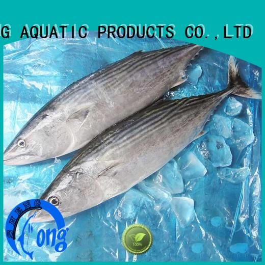 LongSheng orientalis bonito tuna factory for party