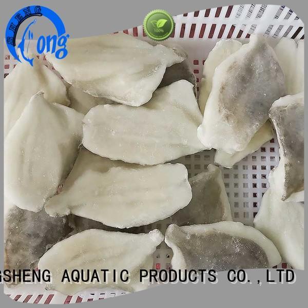 LongSheng healthy frozen seafoods on sale for supermarket