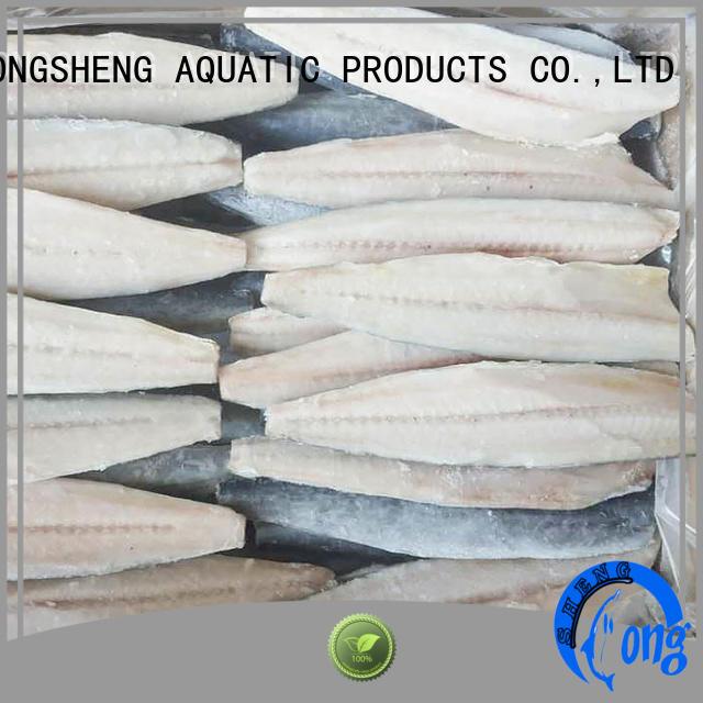 LongSheng technical frozen spanish mackerel factory for market