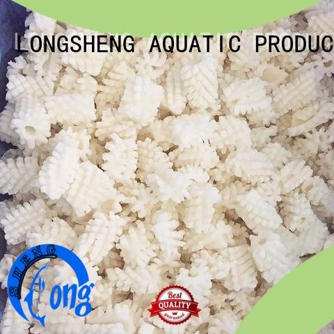 LongSheng healthy squid frozen on sale for cafeteria