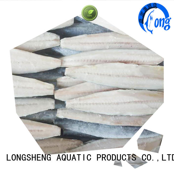 spanish exporters of frozen fish on sale for seafood shop LongSheng