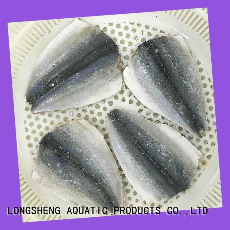 LongSheng Wholesale frozen fish company for supermarket