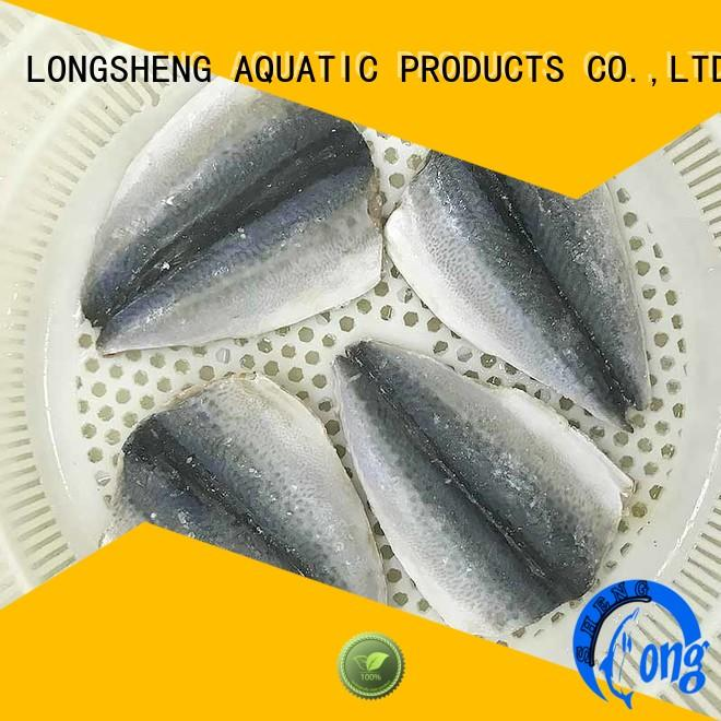 LongSheng best mackerel for sale for supermarket