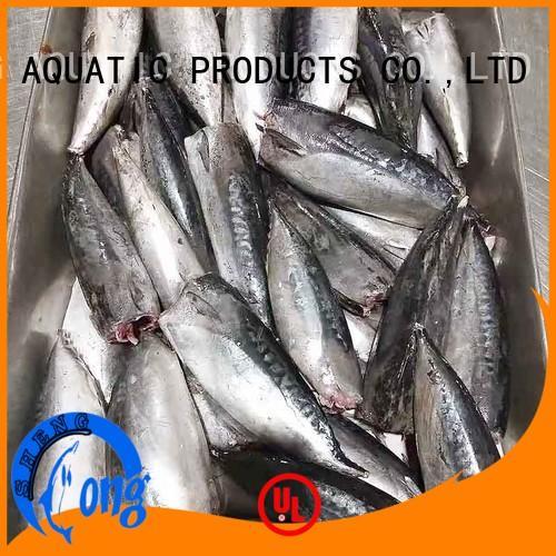 LongSheng hgt fish frozen factory for seafood shop