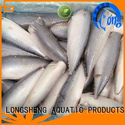 LongSheng mackerel mackerel frozen fish for business for hotel