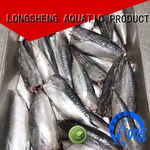 hgt frozen skipjack on sale for supermarket LongSheng