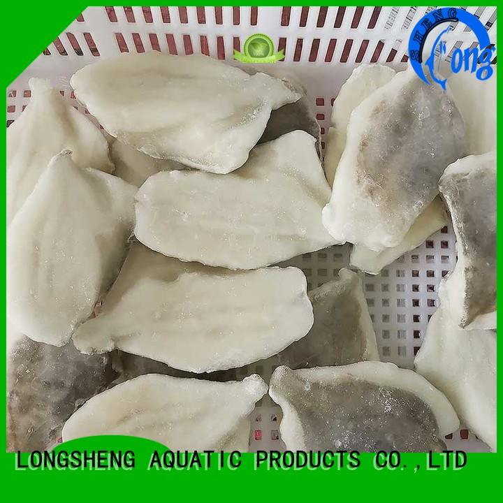 LongSheng reliable frozen fish producers company for seafood shop