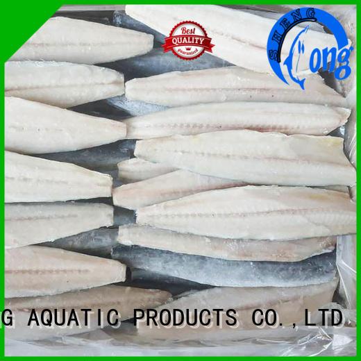 LongSheng roundfrozen frozen fish fillets suppliers for business for seafood shop