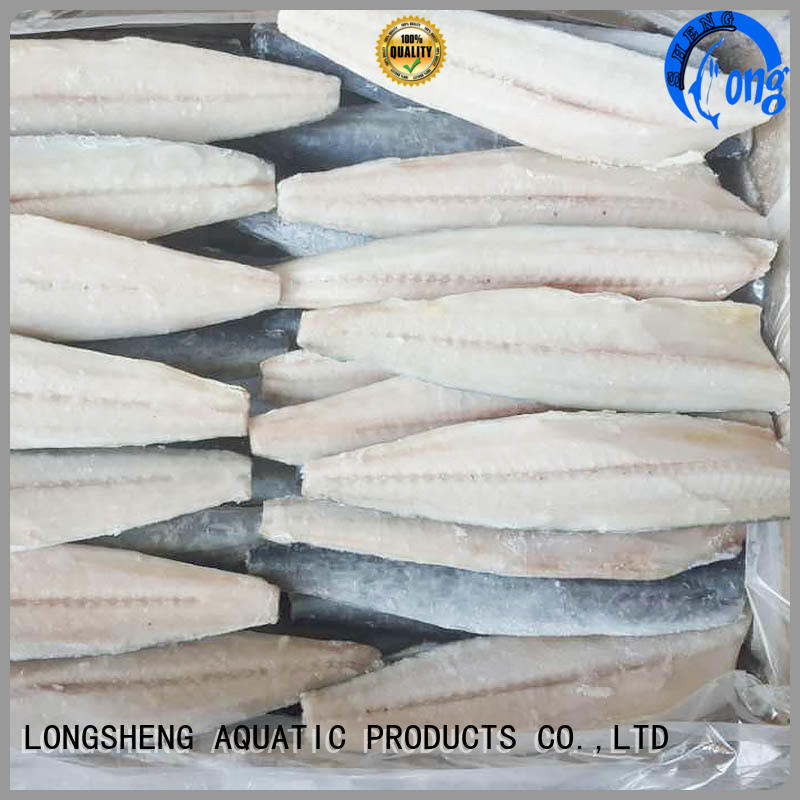 LongSheng high quality frozen whole fish on sale for supermarket