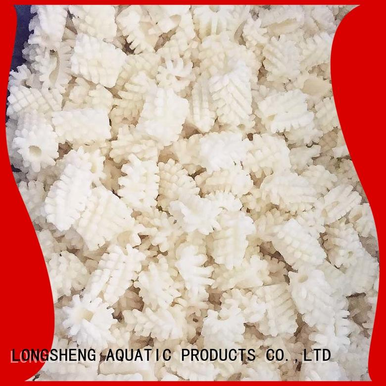 LongSheng loligo illex squid price Supply for restaurant