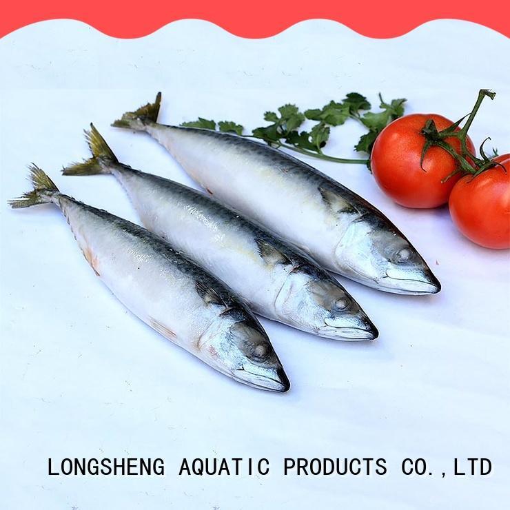 LongSheng Top fresh frozen fish factory