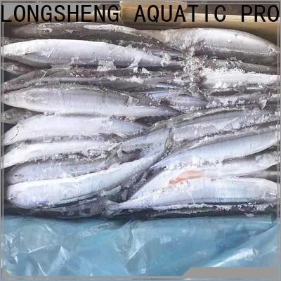 LongSheng saira frozen fish supplier Supply for restaurant