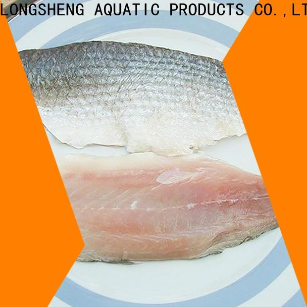 LongSheng grey frozen seafood industry for business for supermarket