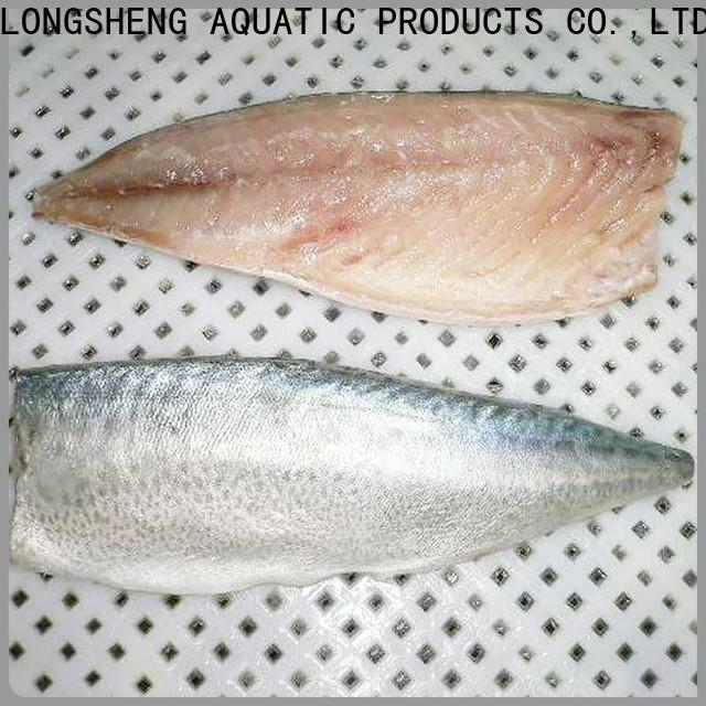 LongSheng Best frozen mackerel for sale factory