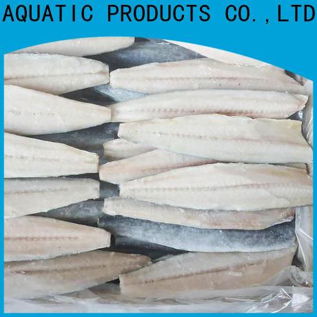 LongSheng security frozen spanish mackerel fillet Supply for market