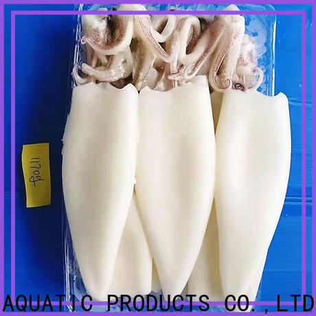 LongSheng clean frozen squid tubes for sale company for hotel