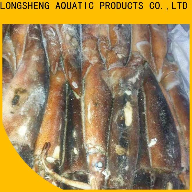 High-quality frozen fish producers chinese manufacturers for restaurant