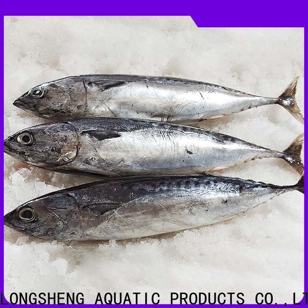 LongSheng bonito bonito fish price company for supermarket