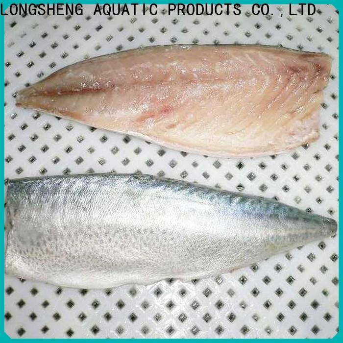 LongSheng Best frozen mackerels Suppliers for hotel