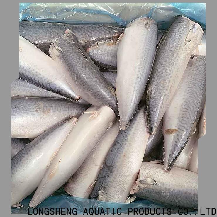 LongSheng whole frozen fish mackerel for hotel